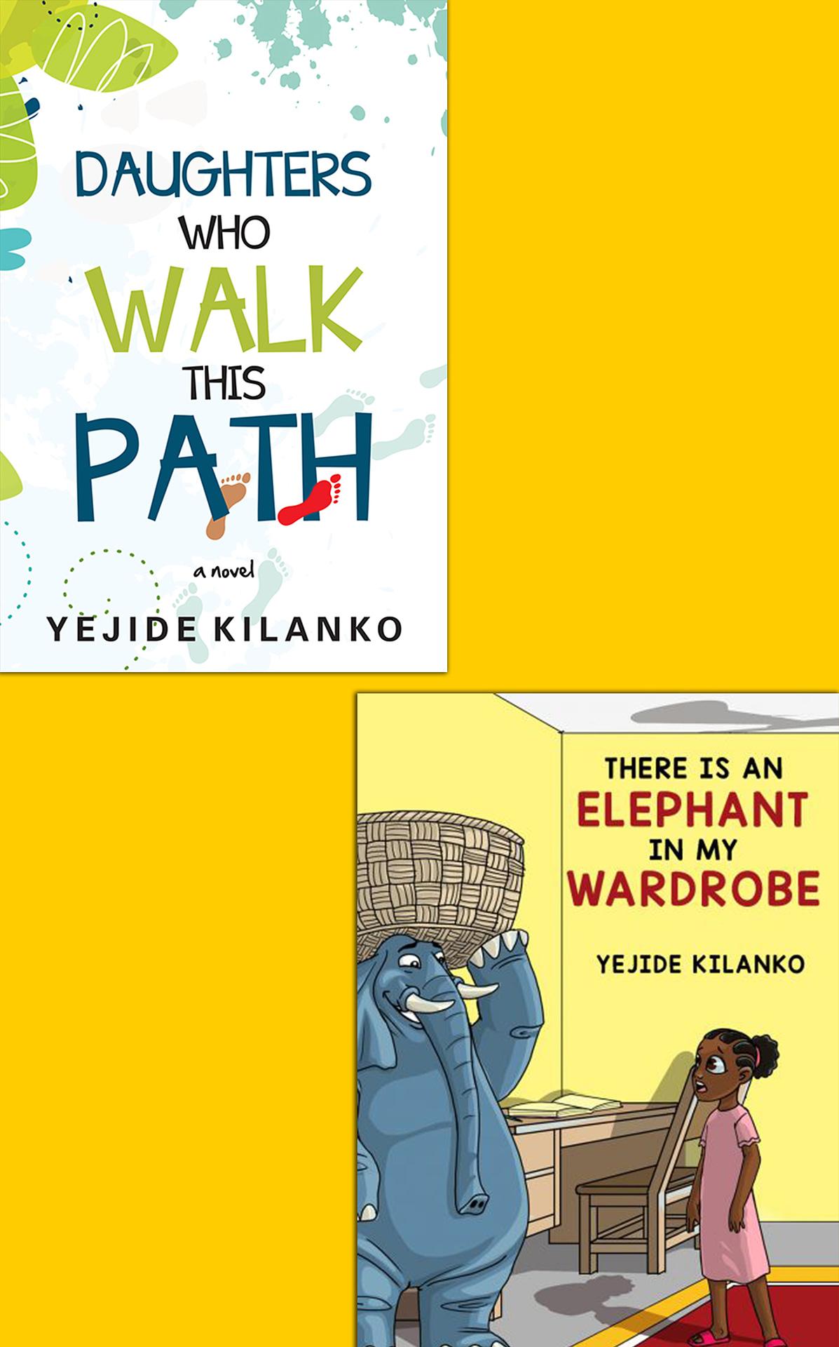 Yejide Kilanko Books